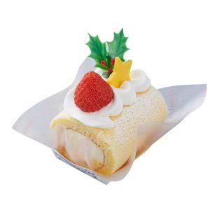 バニラのケーキ
