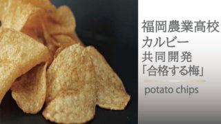 福岡農業高校ポテトチップス