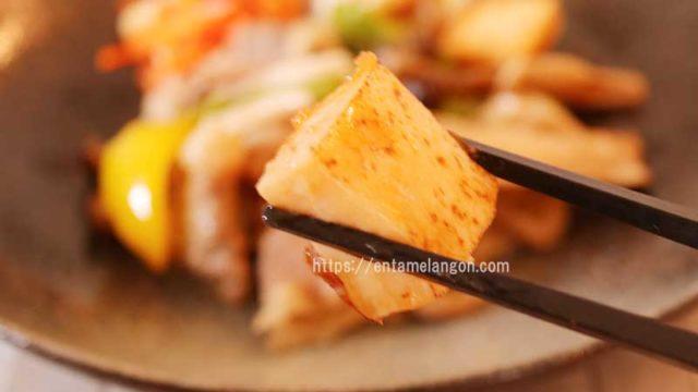 低糖質な肉おかずメニューはナッシュ「牛肉ときのこの甘辛煮」麻婆豆腐