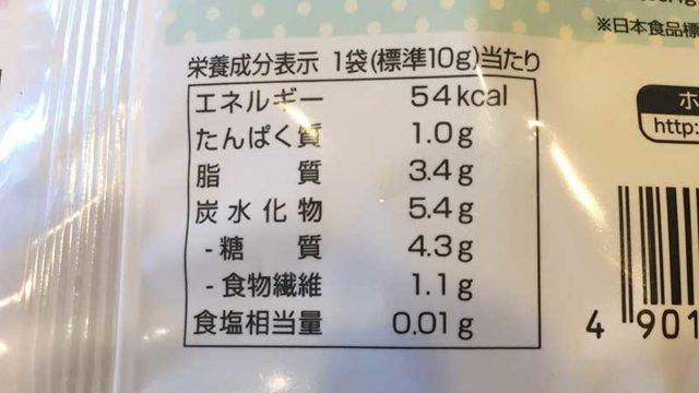 低糖質ダイエットのいらいらを解消!『ロカボもち麦チョコ』カロリー