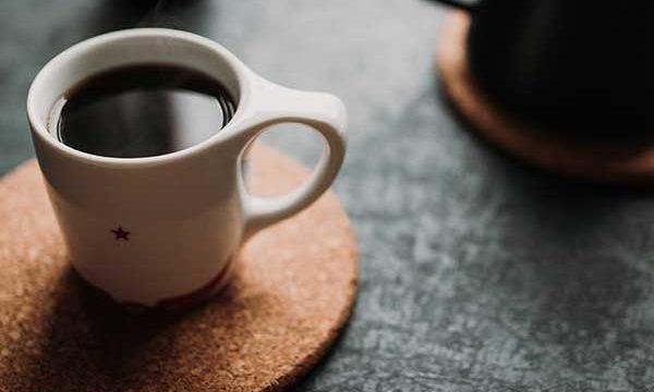 チョコレートムースwithドリップコーヒー