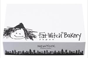 『ファットウイッチベーカリー』のボックスのデザイン